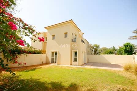 3 Bedroom Townhouse for Rent in Arabian Ranches, Dubai - Huge Plot | Single Row | Type 3E in Reem 1
