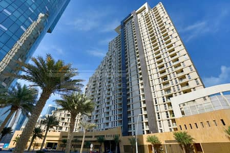 1 Bedroom Apartment for Rent in Al Reem Island, Abu Dhabi - Vacant Apartment and Payable in 2 cheques.