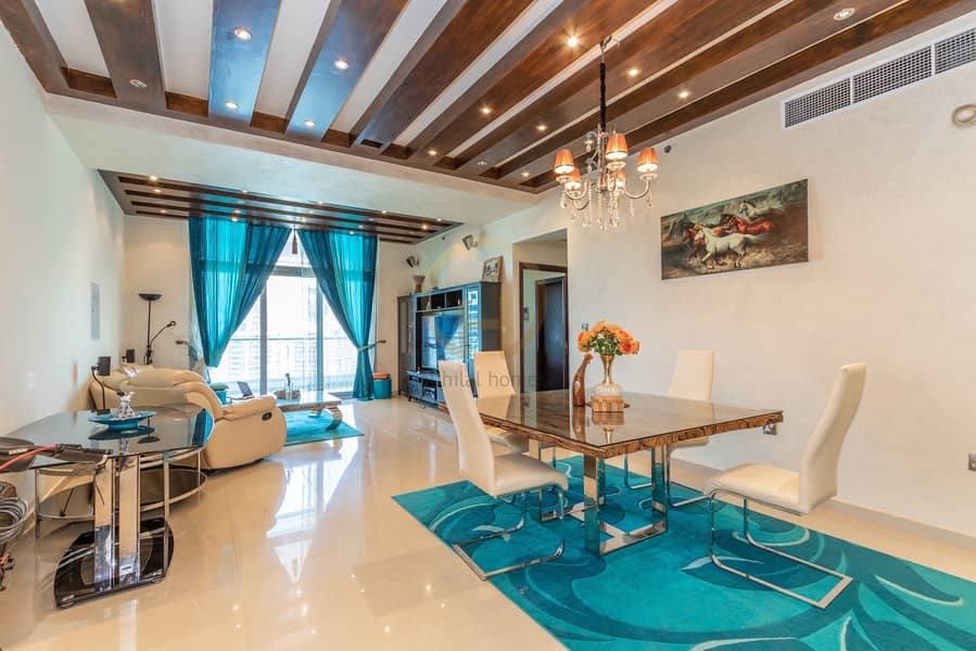 1 2 Bedrooms | Marina view | Chiller Free