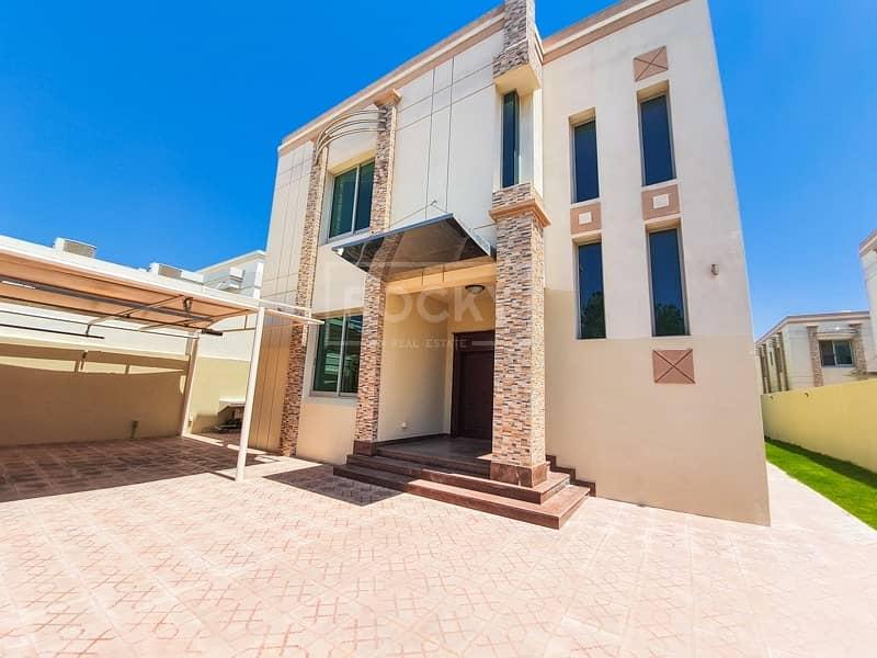 Compound 5-Bed Villa in Street 8 Al Manara