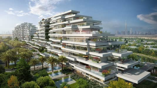 1 Bedroom Apartment for Sale in Al Barari, Dubai - STUNNING VIEWS AND QUALITY! LIVE THE LUXURY