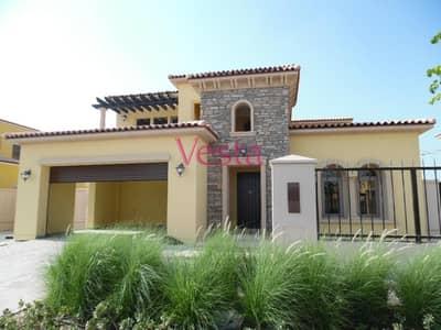 3 Bedroom Villa for Rent in Saadiyat Island, Abu Dhabi - Landscaped garden