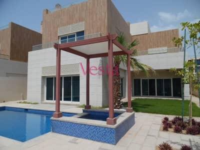5 Bedroom Villa for Rent in The Marina, Abu Dhabi - Luxurious villa