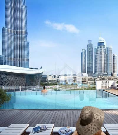 2 Bedroom Apartment for Sale in Downtown Dubai, Dubai - Luxury Grande in The Heart of Opera District