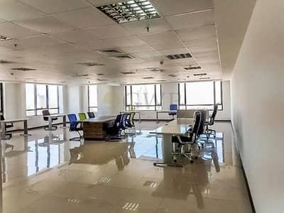 Office for Rent in Jumeirah Village Circle (JVC), Dubai - Urgent Rent| Furnished | Vacant |Prime Bus Centre