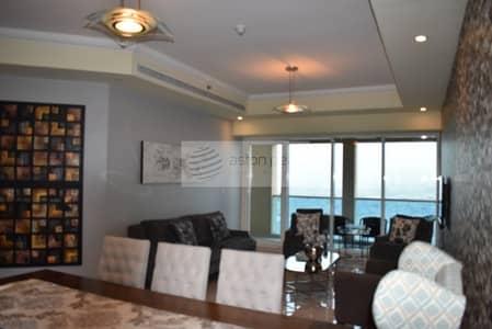 شقة 3 غرفة نوم للايجار في الخليج التجاري، دبي - Exceptional Layout | Canal View | High Floor
