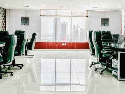 Fitted Office | with Furnitures | Clover Bay