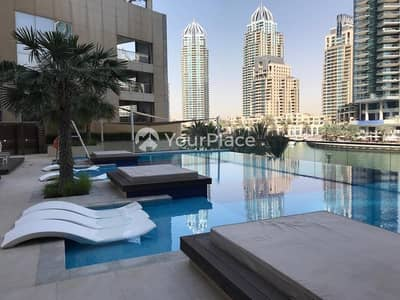 2 Bedroom Flat for Rent in Dubai Marina, Dubai - Spacious 2BR Apartment I No. 9  Tower I Dubai Marina