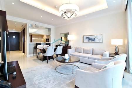 فلیٹ 1 غرفة نوم للبيع في وسط مدينة دبي، دبي - 1BR | Full Burj Khalifa & Fountain Views