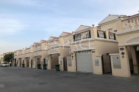 1 Bedroom Villa for Sale in Jumeirah Village Triangle (JVT), Dubai - Well priced unit | District 8 | Vacant on Transfer