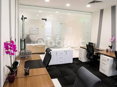 Office for Rent in Sheikh Zayed Road, Dubai - Luxurious Shared offices in Dubai
