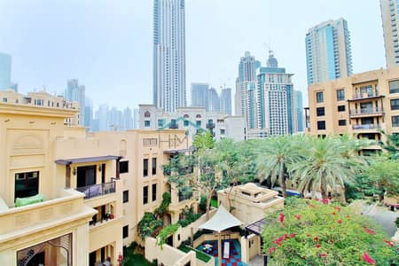 فلیٹ 2 غرفة نوم للبيع في المدينة القديمة، دبي - Vacant   Popular Layout   Communit view