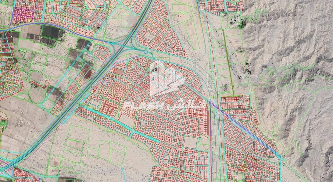 2 Plots for sale in Seih Al Harf  Rasalkhaimah