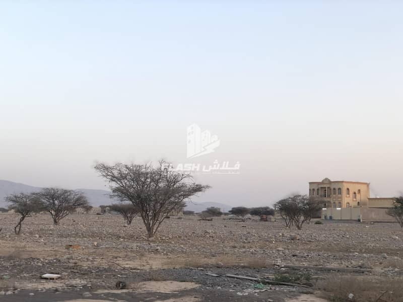 Plots for sale in Seih Al Harf  Rasalkhaimah
