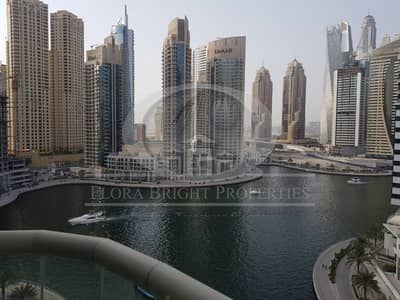 2 Bedroom Flat for Rent in Dubai Marina, Dubai - Spacious Furnished | 2bedroom for rent | Marina view