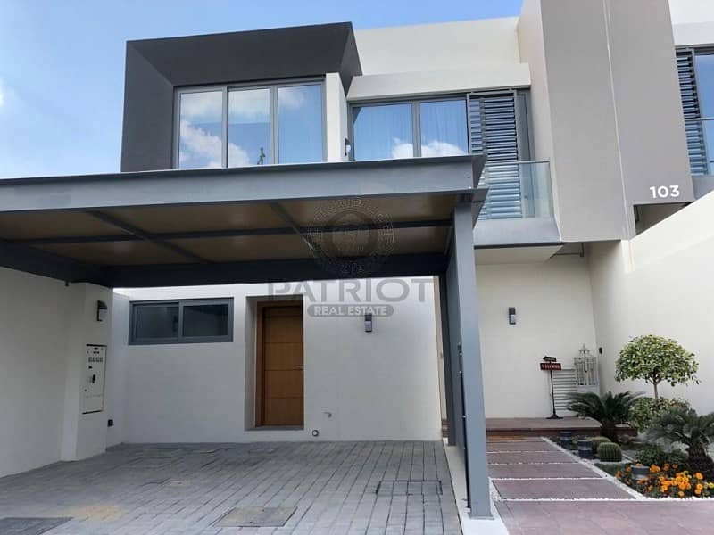 Beautiful 4 Bedroom Townhouse | 80% Post Handover Payment Plan