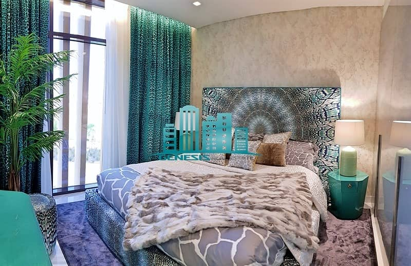 2 Very affordable 3-BR Luxurious Villa! Branded with Just Cavalli