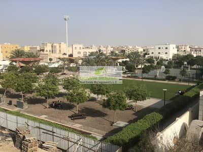 Studio for Rent in Khalifa City A, Abu Dhabi - Awesome view !! stunning spacious studio with trace in khalifa a