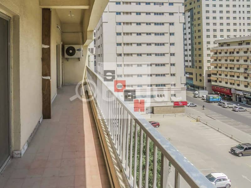 10 Spacious 2 bedroom available for rent in SOBH Sharjah Bldg.1