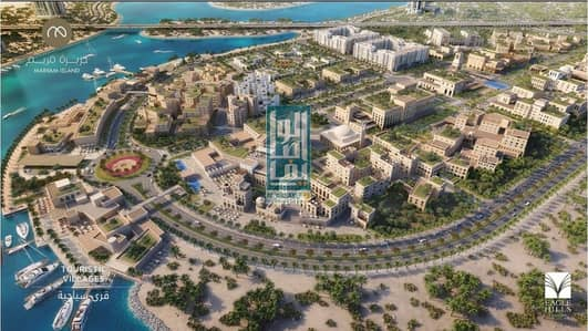 Studio for Sale in Al Khan, Sharjah - Own a waterfront studio in central Sharjah and enjoy life