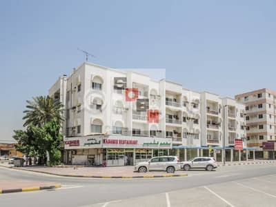شقة 2 غرفة نوم للايجار في المنطقة الصناعية، الشارقة - Spacious 2 bedroom available for rent in SOBH Sharjah Bldg. 2 - for Staff's only
