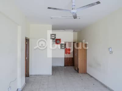 2 Bedroom Apartment for Rent in Industrial Area, Sharjah - Spacious 2 bedroom available for rent in SOBH Sharjah Bldg. 2 - for Staff's only