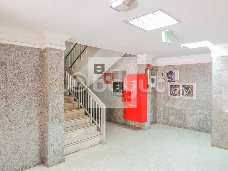 2 Spacious 3 bedroom available for rent in SOBH Sharjah Bldg. 4