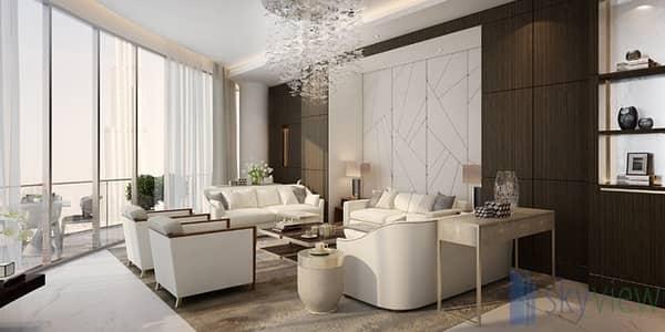 3 Bedroom Flat for Sale in Downtown Dubai, Dubai - 3BR + M | Burj Khalifa View | Corner Unit