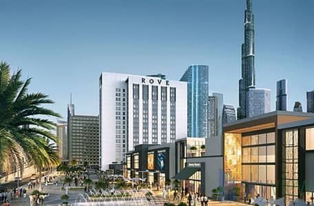 Hotel Apartment for Sale in Jumeirah, Dubai - Best Investment | Hotel | City Walk