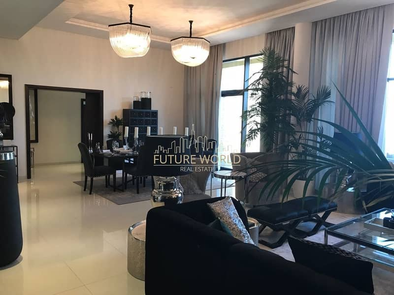 2 Brand New-Serviced Villa 5BR Fully Furnished