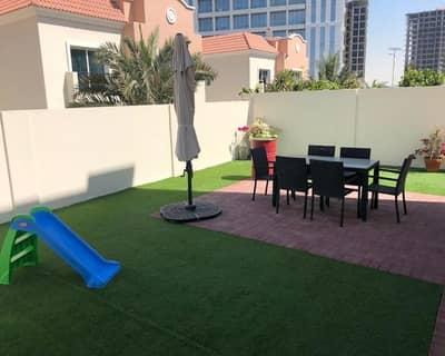 4 Bedroom Villa for Rent in Dubai Sports City, Dubai - Private Garden 4BR w/ Maids Laundry Room