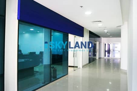 Office for Rent in Al Reem Island, Abu Dhabi - 3Payments ! VACANT Fully furnished ! 38k Only