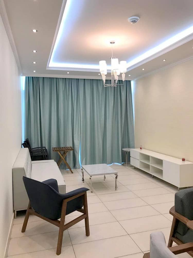 Furnished 2 BR Sea View