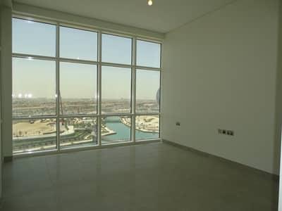 شقة 4 غرفة نوم للايجار في شاطئ الراحة، أبوظبي - Brand New Duplex Apartment with Full Sea View