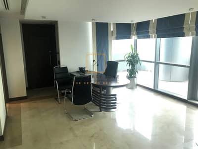 Floor for Sale in Jumeirah Lake Towers (JLT), Dubai - Full Floor Office I AED 800 per sqft. I Next To Metro