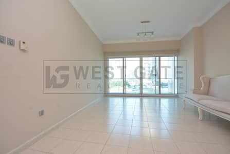 2 Bedroom Flat for Rent in Jumeirah Lake Towers (JLT), Dubai - Full Lake View | Near Metro | Well Maintained
