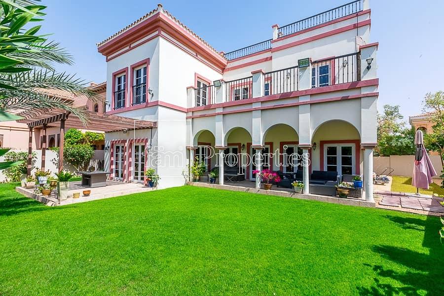 4BR Cordoba Villa in Phase 1 | The Villa