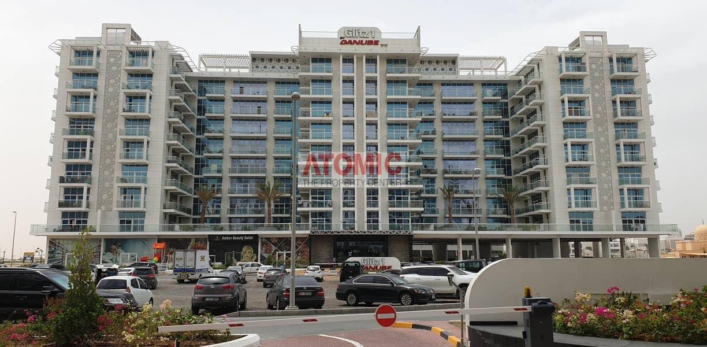 AED48000 I 1 Bedroom | Balcony | Laundry I Glitz 1