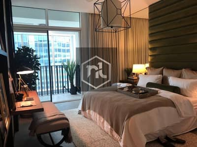 1 Bedroom Apartment for Sale in Jumeirah Village Circle (JVC), Dubai - Lovely 1BR in Belgravia square  | The best finishing quality