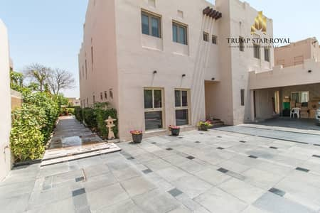 5 Bedroom Villa for Rent in The Meadows, Dubai - Fully Furnished 5Br+M Hattan