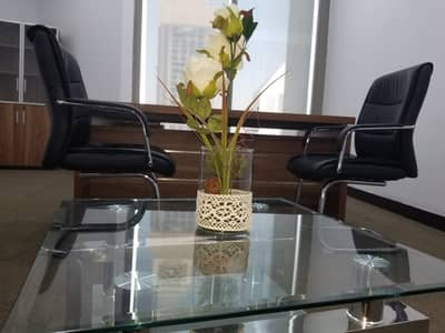 Office for Rent in Sheikh Zayed Road, Dubai - RENEW OR REGISTER TRADE LICENSE WITH ABN GROUP WORK STATION /FLEXI DESK   ON SHZ ROAD NEAR TO METRO