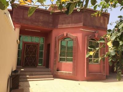 3 Bedroom Villa for Rent in Al Hamidiyah, Ajman - Villa is a small garden for rent in Hamidiya