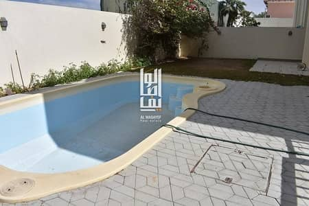 4 Bedroom Villa for Rent in Jumeirah, Dubai - 4 BR Independent villa with private pool