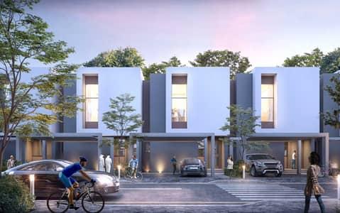 3 Bedroom Villa for Sale in Aljada, Sharjah - The Cheapest price for feet square in Emirates