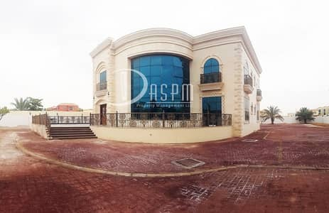 6 Bedroom Villa for Rent in Khalifa City A, Abu Dhabi - STAND ALONE 6 BEDS   DRIVER ROOM HUGE YARD 220K!