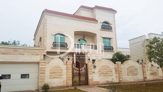 6 Bedroom Villa for Rent in Khalifa City A, Abu Dhabi - STAND ALONE 6 BEDS   PRIVATE POOL 185K!