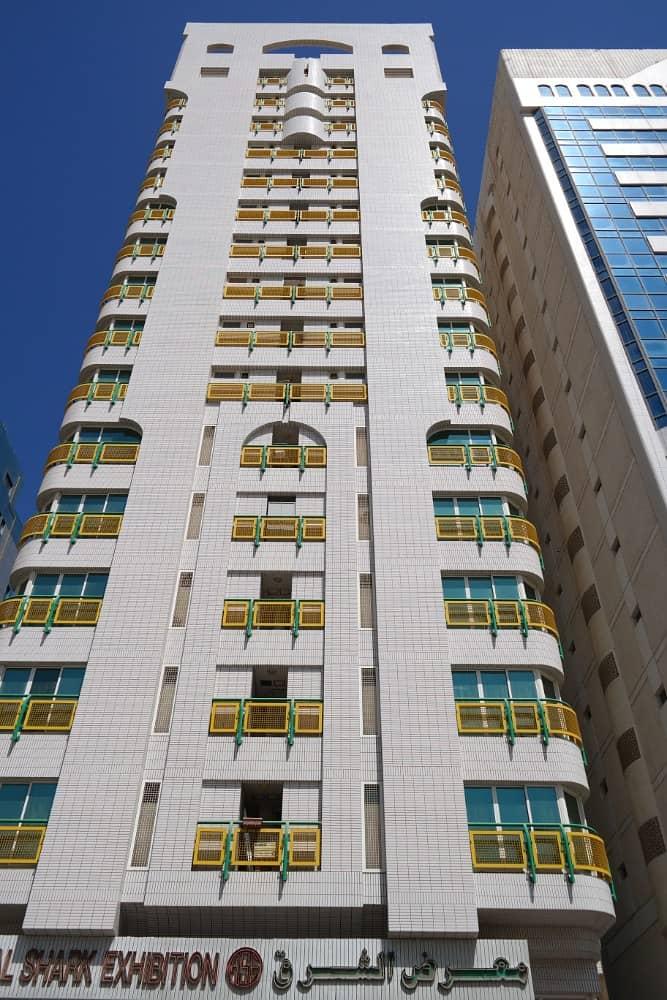 شقة في شارع الفلاح 3 غرف 75000 درهم - 4021256