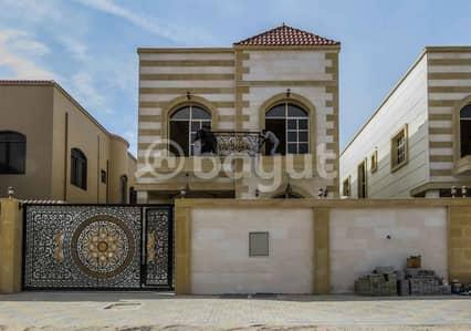 5 Bedroom Villa for Sale in Al Mowaihat, Ajman - Villa in Ajman has super deluxe finishing with all banking facilities