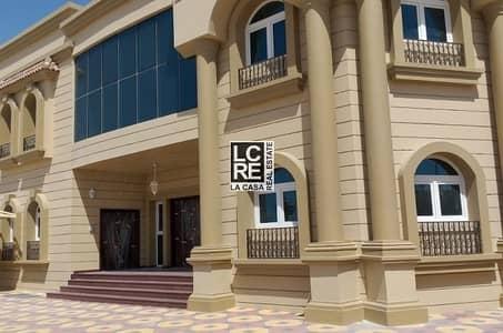 8 Bedroom Villa for Rent in Al Shamkha, Abu Dhabi - Astonish New Stand Alone 8BR Villa in Shamka