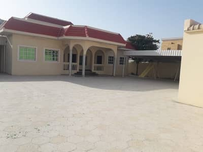 3 Bedroom Villa for Rent in Al Jurf, Ajman - فيلا لايجار في الجرف  3 عرف ومجلس وصاله
